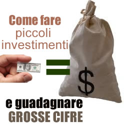 come fare piccoli investimenti in borsa